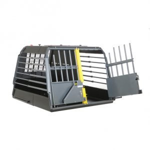 MIM Variocage Double crash tested dog crates